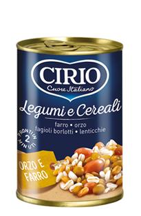 Legumi e Cereali Orzo e Farro