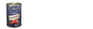 Fior di Filetti Cirio - formati disponibili