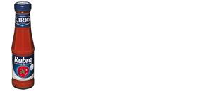 Rubra Cirio - formati disponibili