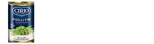 I Piselli (Medi, Fini) - formati disponibili