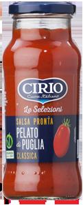 Salsa pronta da Pelato di Puglia Classica